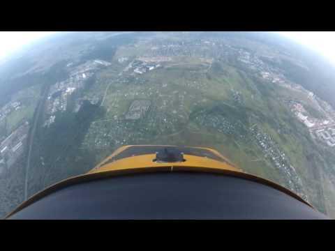 Aerobatic Piper Clip Wing Cub