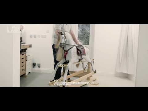 Fine Living Channel - A Day In The Life Of : Cockington Rocking Horses