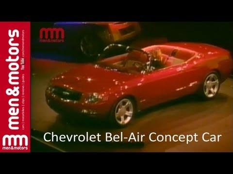 Chevrolet Bel-Air Concept Car