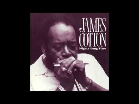 James Cotton ‎– Mighty Long Time (1991)
