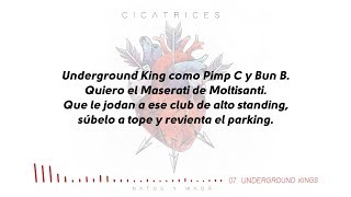 Natos-y-Waor-UNDERGROUND-KINGS-Letra-Cicatrices