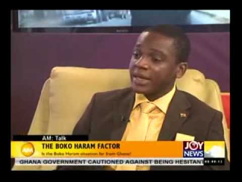 Is the Boko Haram situation far from Ghana - AM Talk on Joy News (29-4-14)