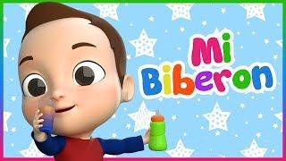 Mi biberón (Cartoon Studio)  Vídeos para niños -  Vídeos infantiles -  Vídeos de niños