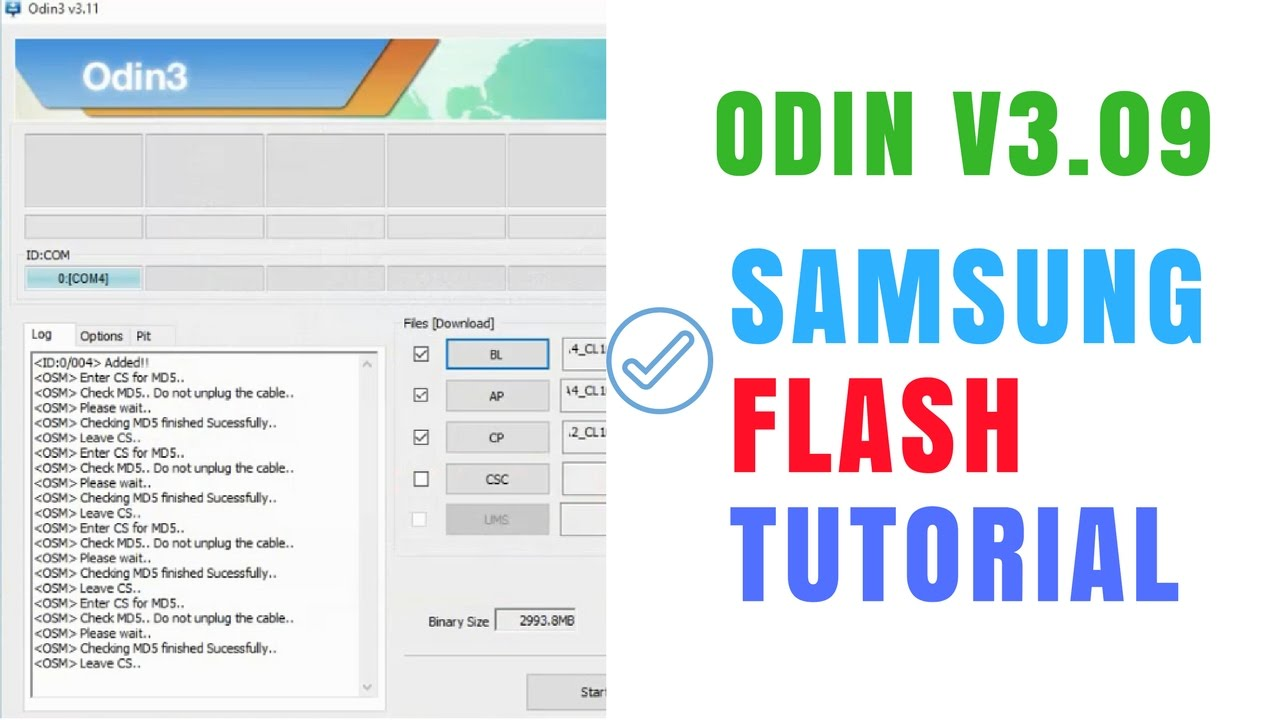 Samsung G532G flash/firmware update done by Odin 3 12 Full tutorial | How  to flash Samsung Phone |