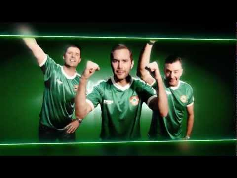 ROCKIN IRELAND SONG EURO FOR 2012 BY IRISH HOUSE PARTY [UPDATED VERSION]