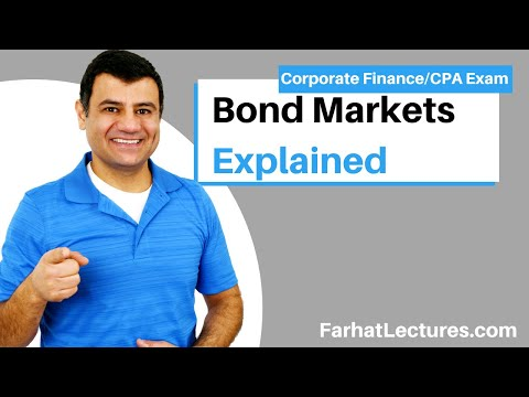 Bonds market Corporate finance ch 7 p 5