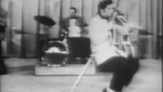 Elvis Presley -  Hound Dog  (Live)