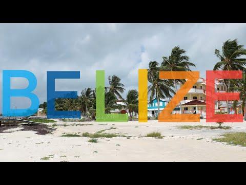 Belize : Short film Caye Caulker Caribbean Island