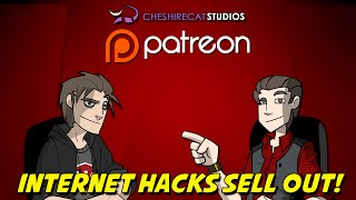 Cheshire Cat Studios SELLS OUT! - Support INTERNET HACKS on Patreon!