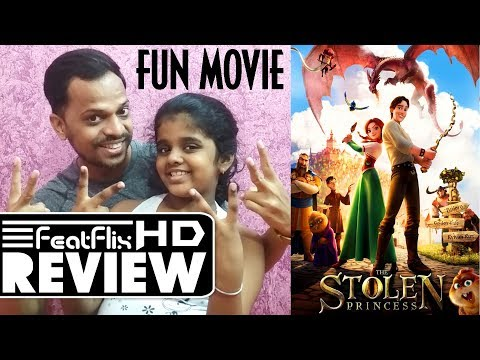 The Stolen Princess (2018) Animation, Comedy, Fantasy Movie Review In Hindi | FeatFlix
