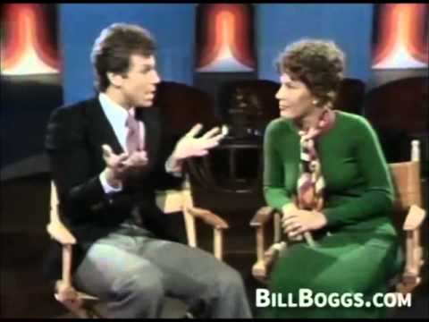 HELEN REDDY AND JEFF WALD - INTERVIEW - BILL BOGGS - 1977 - Part 1 of 2