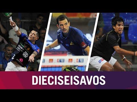 Resumen Dieciseisavos Gran Canaria Isla Europea del Deporte 2017 Open
