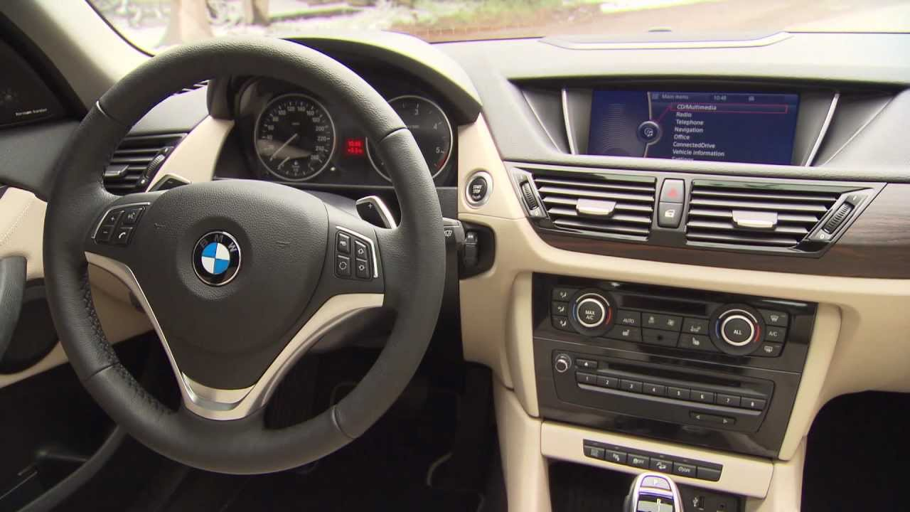 Bmw X1 E84 Lci On Location Alta Badia Design Interieur