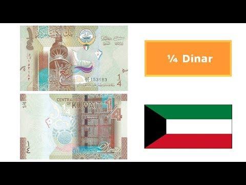 Kuwaiti dinar (KWD)