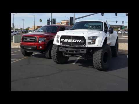 2018 Ford New F250R Megaraptor Truck