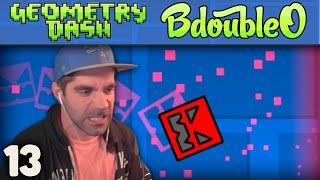 Geometry Dash :: SUBSCRIBER SHOWDOWN! ep 13 [Geometry Dash w/ BdoubleO100]