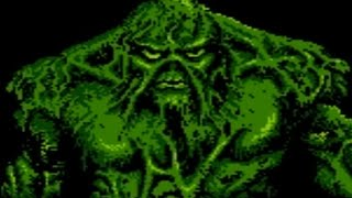 Swamp Thing Nes Playthrough- Nintendocomplete