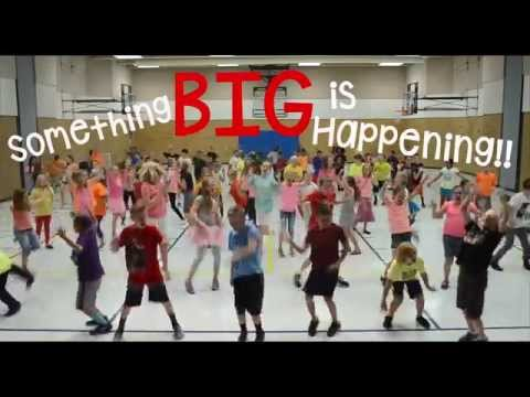Sage Creek Elementary 6th Graders dance to...