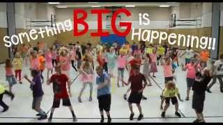 "Sage Creek Elementary 6th Graders dance to Shawn Mendes' ""Something Big"""