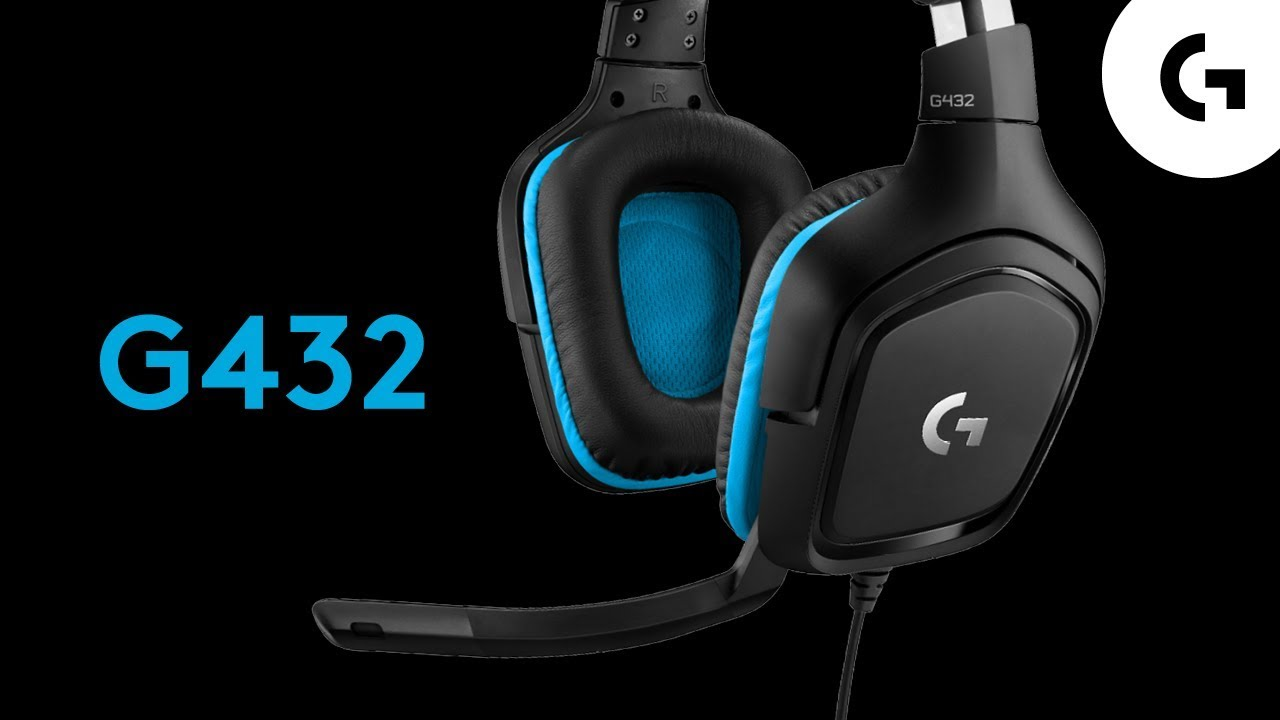 G432 7 1 Surround Sound Gaming Headset: Play Advanced