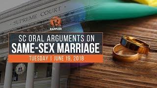 LIVE: Supreme Court oral arguments on same-sex marriage