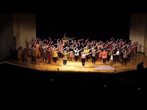 Glacier High School Choirs Presint A Night on Broadway