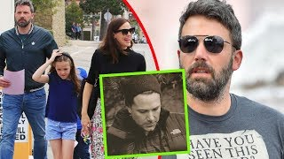 Ben Affleck & Jennifer Garner come back together to watch 'Hello, Dolly!' with their children