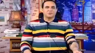 Manaf Ağayev Əsəbləşdi Şou Plyus verlişi