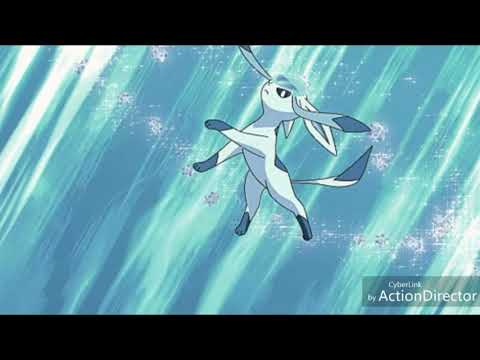 Eevee glaceon and sylveon amv legends Never Dies