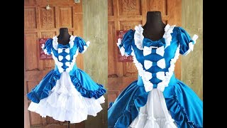 ♣ DIY Alice Theme Lolita Dress 18 ♣ Lolita Dress Tutorial