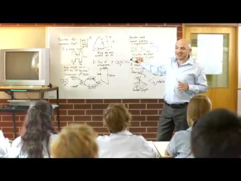 Teacher is Inspiring commercial 30 second version