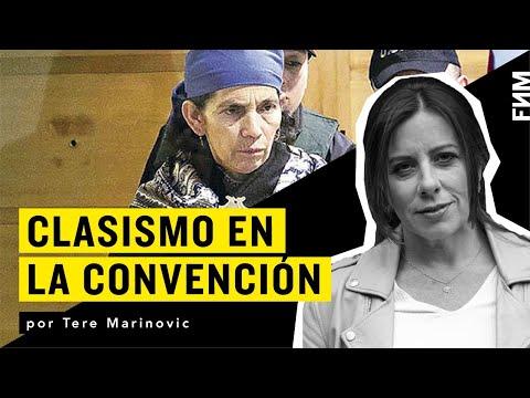 Tere Marinovic: Clasismo en la convención