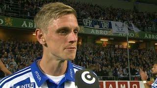 Göteborgs matchhjälte Rieks: