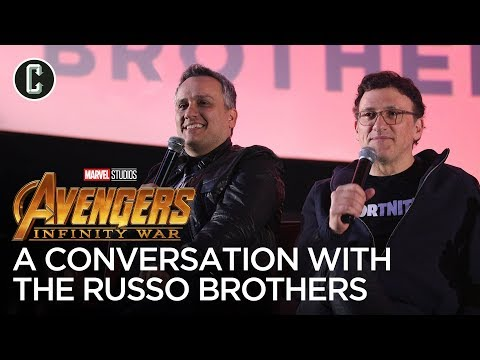Infinity War: Epic 2-Hour Spoiler Interview with the Russo Brothers Mp3