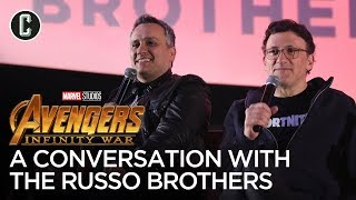 Infinity War: Epic 2-Hour Spoiler Interview With The Russo Brothers
