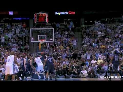 NBA season 2010 highlights