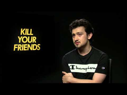 Craig Roberts - Kill Your Friends Interview