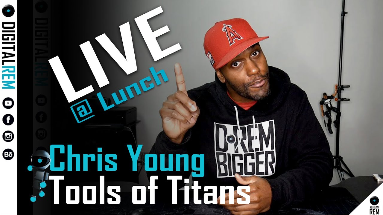 Live at Lunch | Tools Of Titans | Chris Young