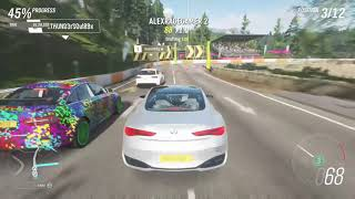 Forza horizon 4 sprint speed race match up gamer cars online part.83 xbox one