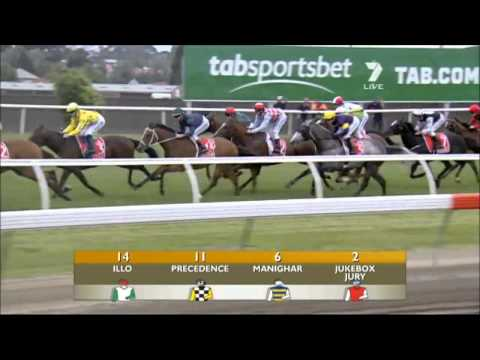 Melbourne Cup 2011 (Full Race)