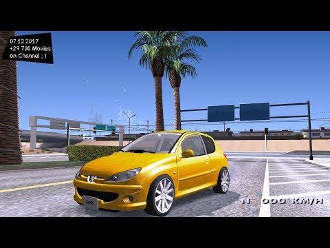 Gta San Andreas Peugeot 206 E Mods - MP3 MUSIC DOWNload