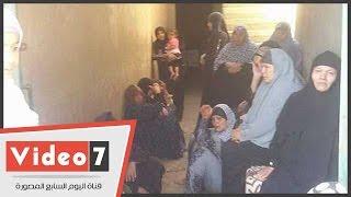 بالفيديو ..اليوم السابع فى منزل الشهيد جمال سعيد أمين الشرطة بكمين سانت كاترين