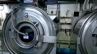 Máy giặt công nghiệp Unimac Model UW