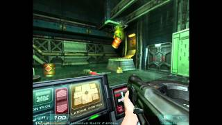 Doom 3 Playthrough - Part 13 - Toxic Waste Disposal