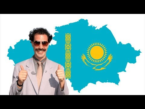 These Maps will change the way you see Kazakhstan