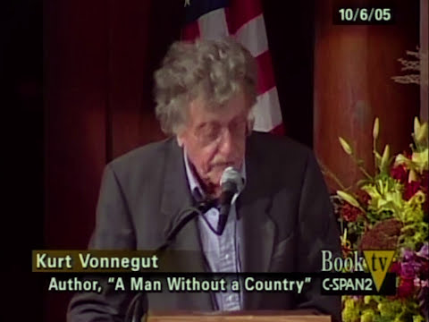 Kurt Vonnegut on Political Satire in America (2005)