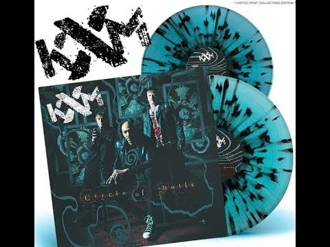 "KXM (Korn/Kings X/Lynch Mob) new album ""Circle Of Dolls"" ...!"