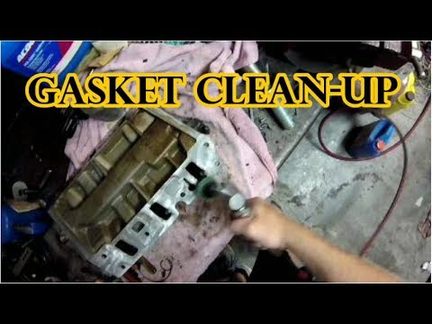 How to replace GM 3800 V6 intake manifold gaskets -Part 2
