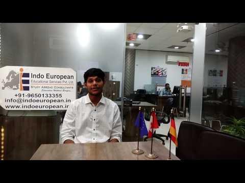 Our Student Akaash Rathi got study Visa for Lithuania
