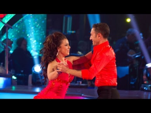 Dani Harmer & Vincent Salsa to 'Mama Do The Hump'  Strictly Come Dancing 2012  Week 2  BBC One